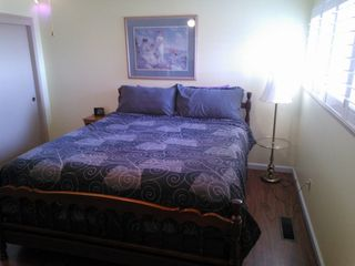 Morro Bay house photo - Master Bedroom with King Size Bed