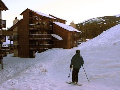 Ski-in, Ski-out from our Aspen Tyra 2 Bedroom Condo - Skier's delight!