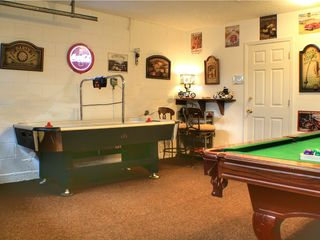 Sunridge Woods villa photo - Pub Style Gameroom, with Air hockey, Pool table, Dart Boards; Soft and hard tip