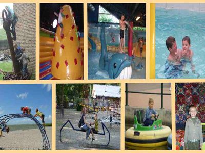 Very child friendly; many play area's, swimming pools, pancake houses, musea etc