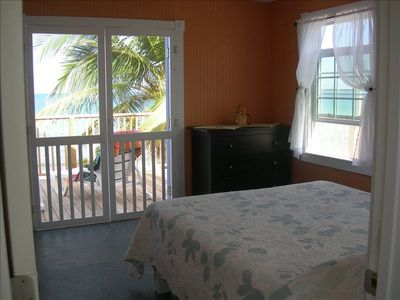 Cayman Brac house rental - Lulled to sleep to the sounds of the Caribbean Sea lapping the shore.