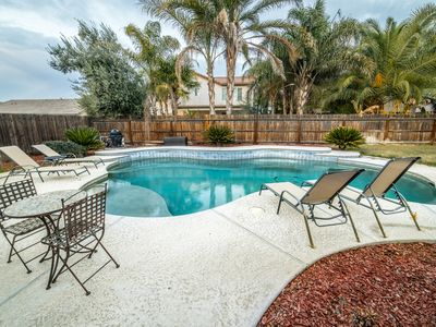 Hanford Pool House Available