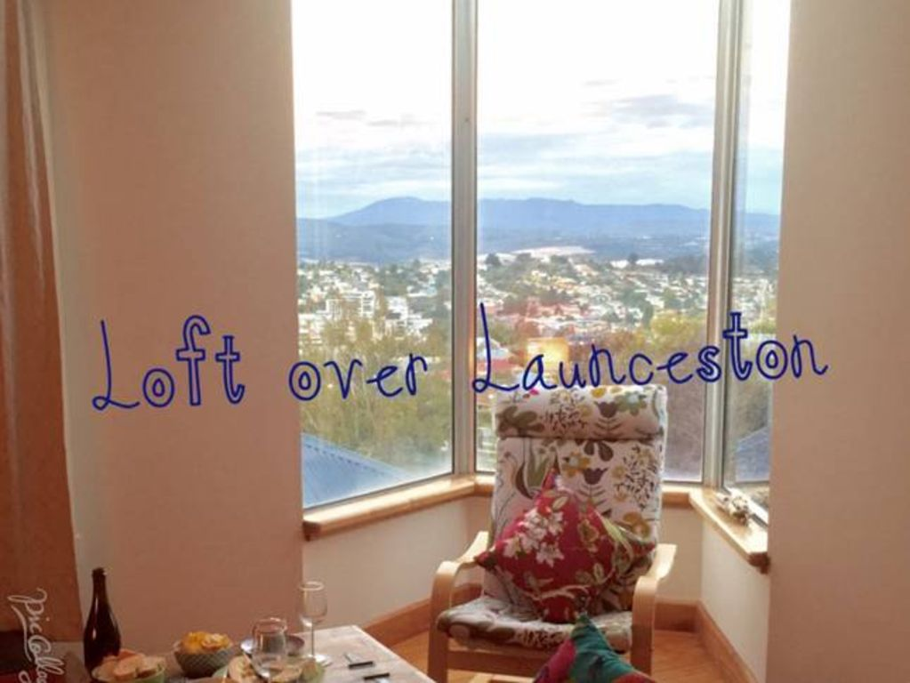 Loft over Launceston