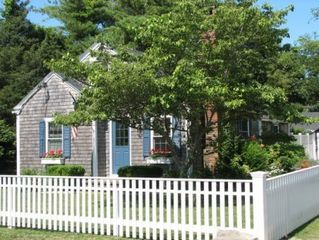 Edgartown house photo - Charming Cottage Compound In Edgartown Village