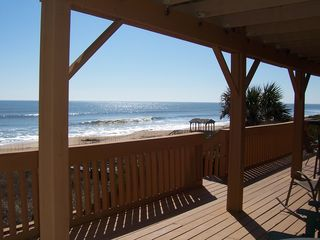 Ponte Vedra Beach house photo - View from Main Floor Deck
