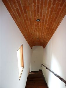 Stairs to the Master Bedroom
