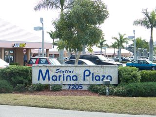 Fort Myers Beach condo photo - Across the street at the Santini Plaza are several restaurants, shops, nightlife