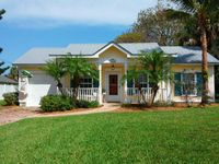2 Bed 2 Bath Beautiful Cottage In Melbourne Beach Just Half A Block From  Ocean