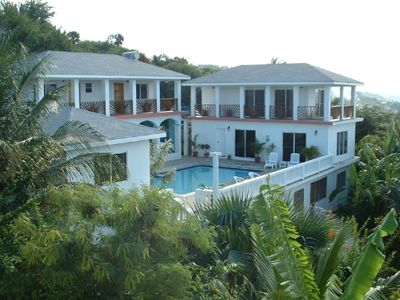 Overlooking Point of View Villa- When you rent it is all for you!