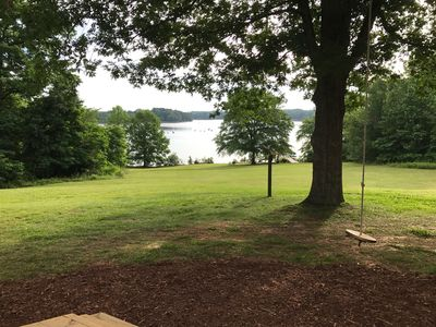 Five Acres and 400' of Crystal Clear Lake Front