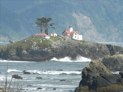 Crescent City Light House.