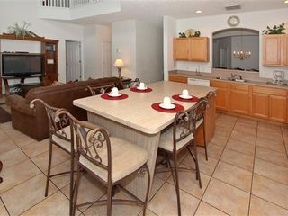 Terra Verde villa photo - Kitchen with family room view2