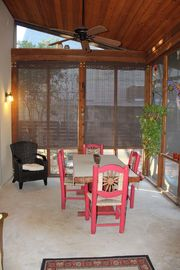 Relax in the Screened Porch