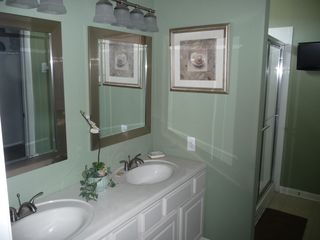 Kissimmee house photo - Master bathroom 2