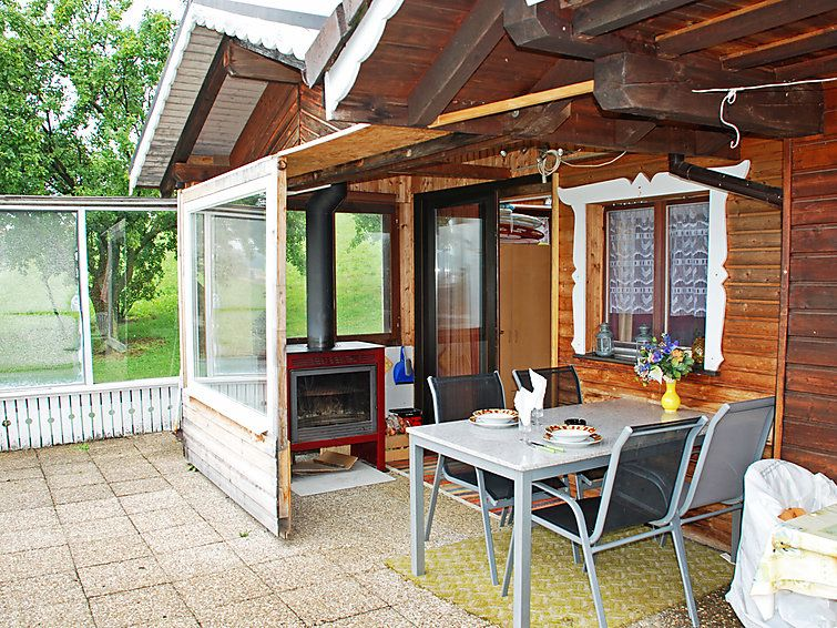 Vacation home Hugli  in Mormont, Jura - 4 persons, 1 bedroom