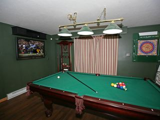 Towamensing Trails chalet photo - Game Room with Pool Table