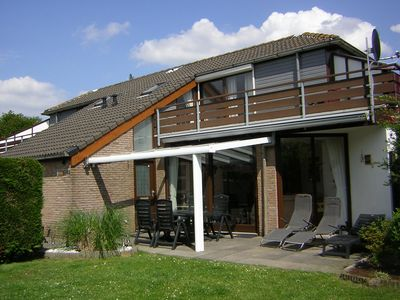 Very well equipped cottage southern sun in the park Port Greve