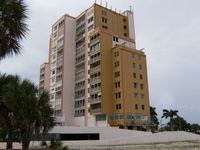 Corner penthouse beachfront Gulf of Mexico, tallest building in Treasure Island!