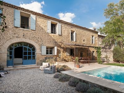 Beautifully restored eighteenth century Bastide