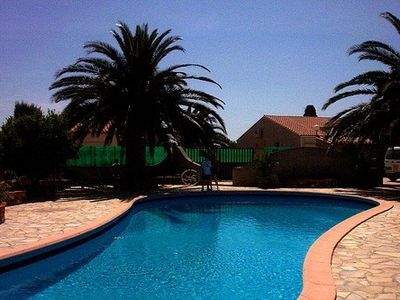 House Torreilles Village for 11 people with Fantastic Private 15 metre Pool
