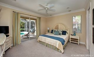 Vacation Homes in Marco Island house photo - The Coastal Master with King Bed & Linens