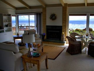 Pacific Grove house photo - Living room