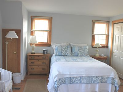 Provincetown condo rental - Master Bedroom with Queen Bed.