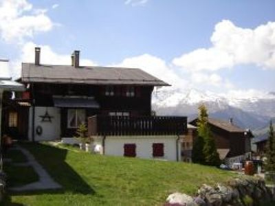 Apartment 84628, Obersaxen, Grisons