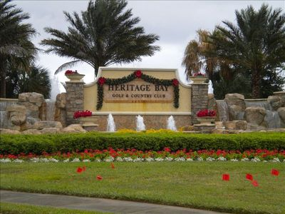Heritage Bay your home away from home