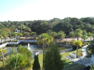 Isle of Palms condo photo - View From Balcony