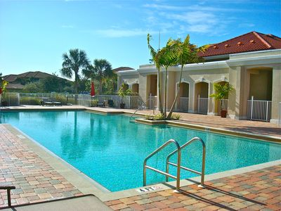 Fort Myers condo rental - Community swimming pool