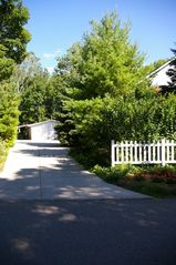 Saugatuck / Douglas house photo - plenty of off street parking (for 12)