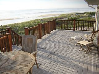Point Pleasant Beach house photo - deck