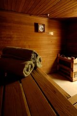 Park City condo photo - Sauna at the Park Plaza