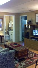 Kalkaska cottage photo - Another angle of small living room area
