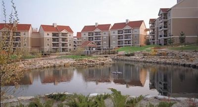 Wyndham Branson Meadows Pond
