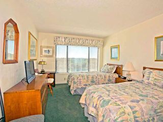 Amelia Island condo photo - Third BR Flat Screen Tv and Great View