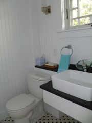 Moody Beach house photo - first floor powder room