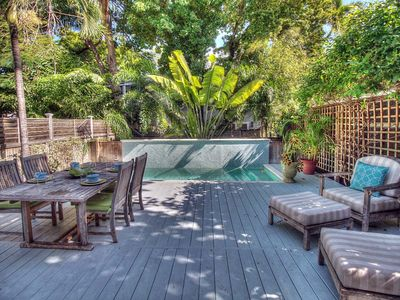 Private, Heated Pool and Sun Deck with Gas Grill!