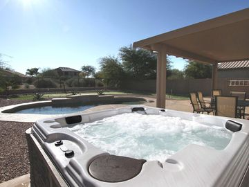 Queen Creek house rental - New 6 Person Hot Tub