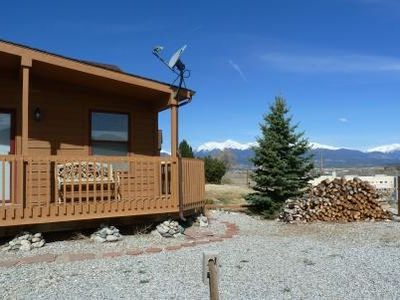 End town house with big mountain and sky views!