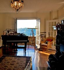 Annapolis villa photo - Steinway grand overlooking the river