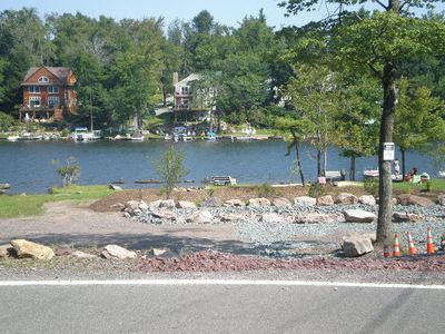 Lake Access Area