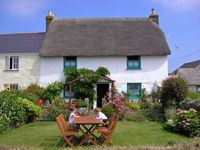 The most southerly thatched cottage in the UK grade 2 listed, over 250 years old