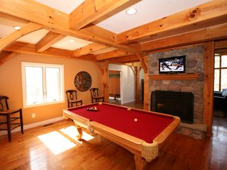 Tannersville house photo - Pool Table
