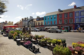 Kenmare / Wednesdays / Market Day