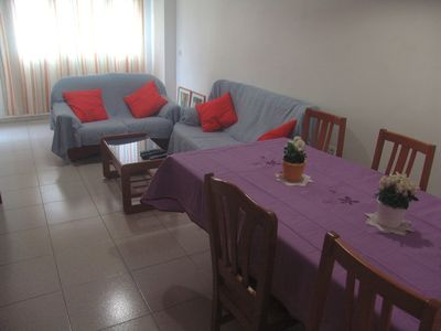 Great apartment 4 bedrooms + garage, 3km from Murcia