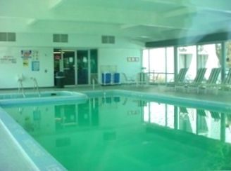 Indoor Pool access including Hot Tub and Excercise Room