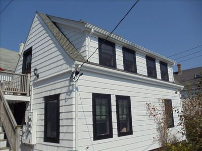 Provincetown house rental - Unit is entire second floor (no inside stairs)
