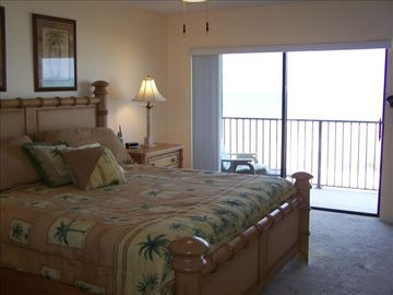 Master Bedroom Breathtaking Ocean View